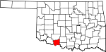 Cotton County, Oklahoma